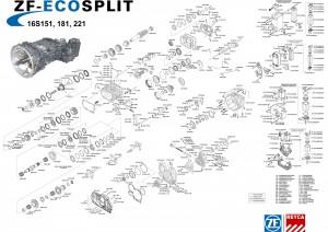 Despiece Ecosplit