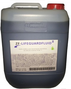 Bidon Lifeguard Fluid 8 modificado